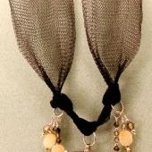 WireKnitZ® Ribbon Necklace