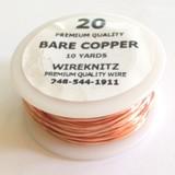 Bare Copper-10yds-20C10