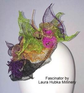 WireKnitZ Hat by Laura Hubka