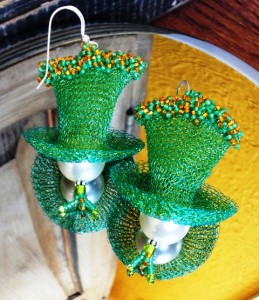 Madhatter Earrings