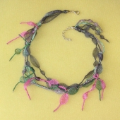 Lollypop Necklace