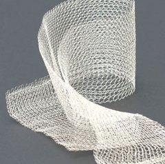 COARSE knit wire mesh