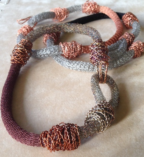 photo 1-WireKnitZ-Urban Funk Necklace-480x523
